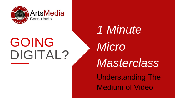Understanding The Medium of Video